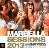 Various Artists - Marbella Sessions 2013 - Ministry of Sound artwork