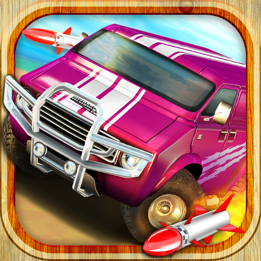 Carnage Racing iOS