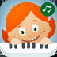 Kids piano synth